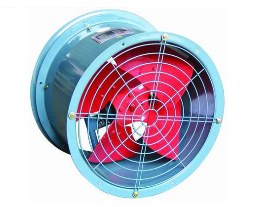 Low Noise Cylinder Ventilating Fan